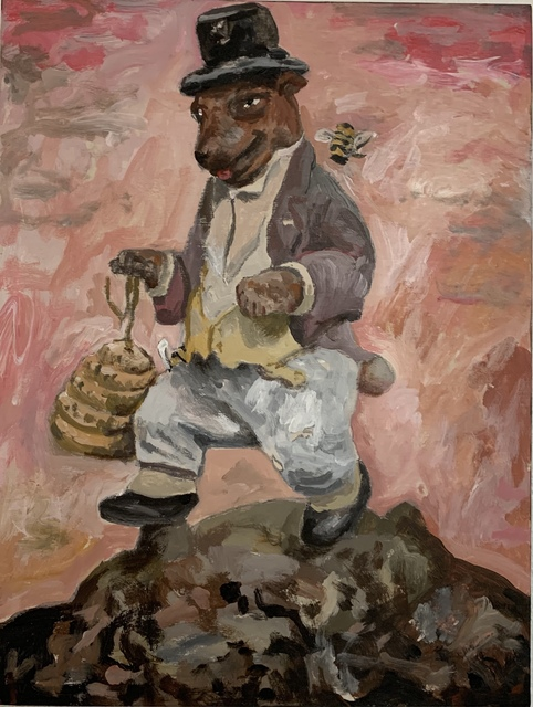 Ben Killen Rosenberg, 'The Beekeeper', 2020, The Secret Gallery