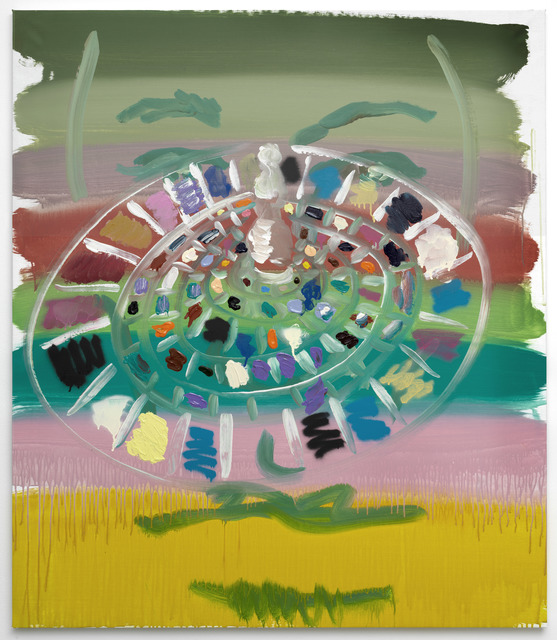 , 'Roulette,' 2018, Galerie Fons Welters