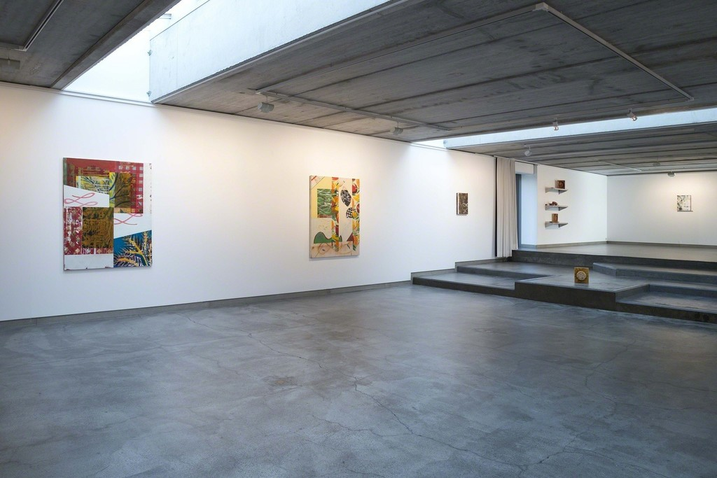 George Little, Wagon Damask, 2014, Deweer Gallery, Otegem, BE