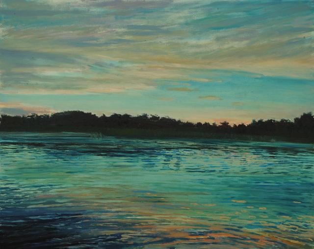 , 'Fishing Nocturne 5,' , InLiquid