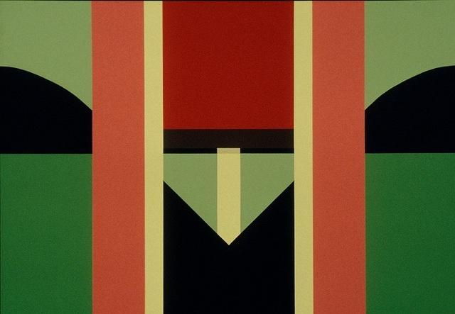 , 'Acílico No. 5,' 1988, Durban Segnini Gallery