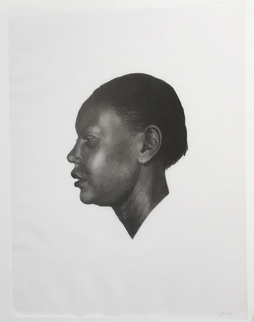 , 'Face to Face V,' 2014, Conduit Gallery