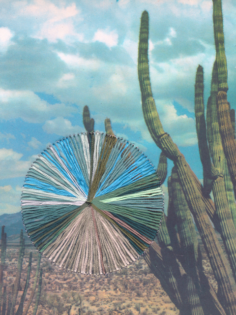 , 'Cactus Retreat ,' 2019, Gallery 1202