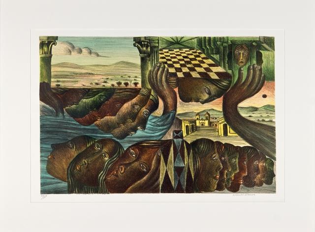 Rodolfo Morales, 'Tus Brazos son mi Fuerza', 1997, Ruiz-Healy Art