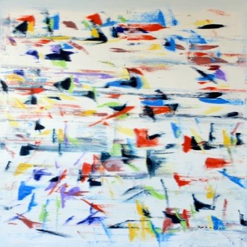 , 'Quasar Motion ,' 2015, Madelyn Jordon Fine Art