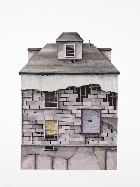 , 'House Portrait Series XIV,' 2018, Paradigm Gallery + Studio