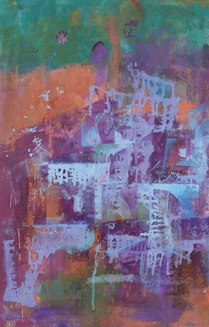 Yi Kai, 'Summer In Circuit World 線狀世界的春天', 2015, Alisan Fine Arts