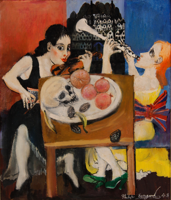 , 'The Duet,' 1948, Alexandre Gallery