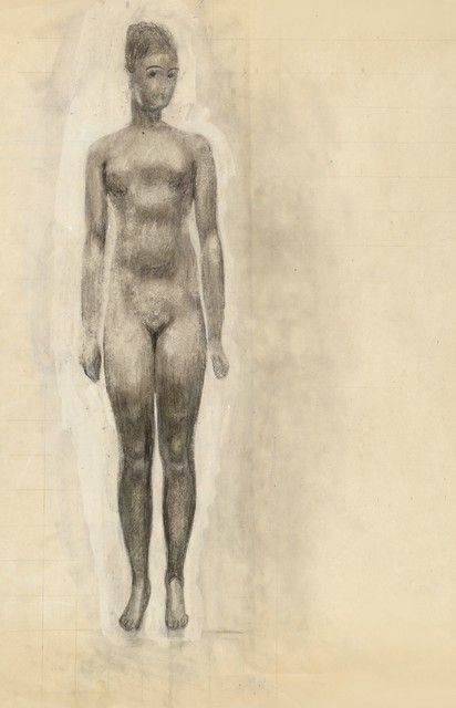, 'Girl Nude,' ca. 1919, Galerie Bei Der Albertina Zetter