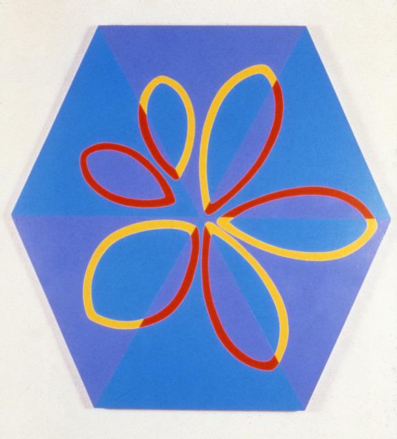 Jim Isermann, 'Untitled (0386)', 1986, Corvi-Mora