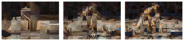, 'A Seen Unseen,' 2017, Leila Heller Gallery