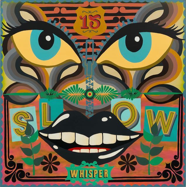 , 'Totem II (Whisper),' 2015, Circle Culture