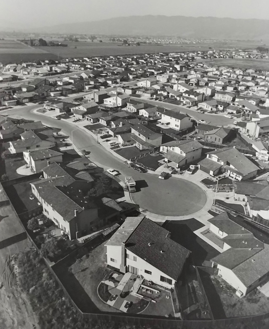 , 'Untitled (Overview of cul-de-sac),' 1971, PDNB Gallery