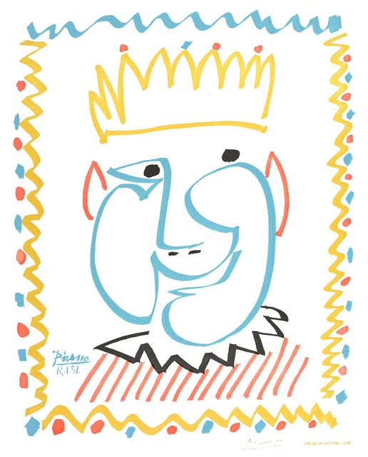 Pablo Picasso, 'Le Roi (The King)', 1951, Masterworks Fine Art