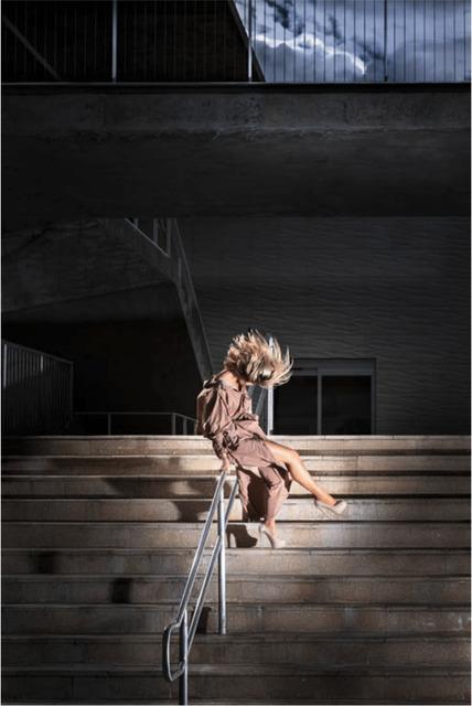 David Drebin, 'Sliding for Love ', 2019, Contessa Gallery