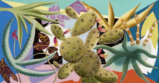 , 'Botanics Tenerife 5,' 2015, Art First