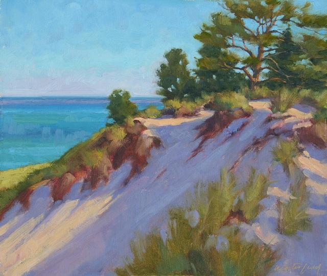 , 'Sand Slide,' , Water Street Gallery