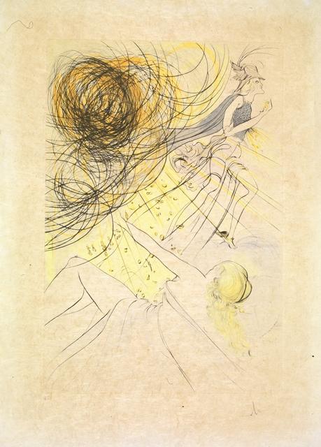 Salvador Dalí, 'Untitled', Pandolfini
