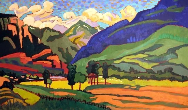 """, '""""Peace in Colorado"""",' 2018, Bonner David Galleries"""