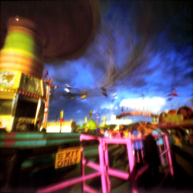 , 'Stampede Midway 3, Exit,' 2004, Newzones