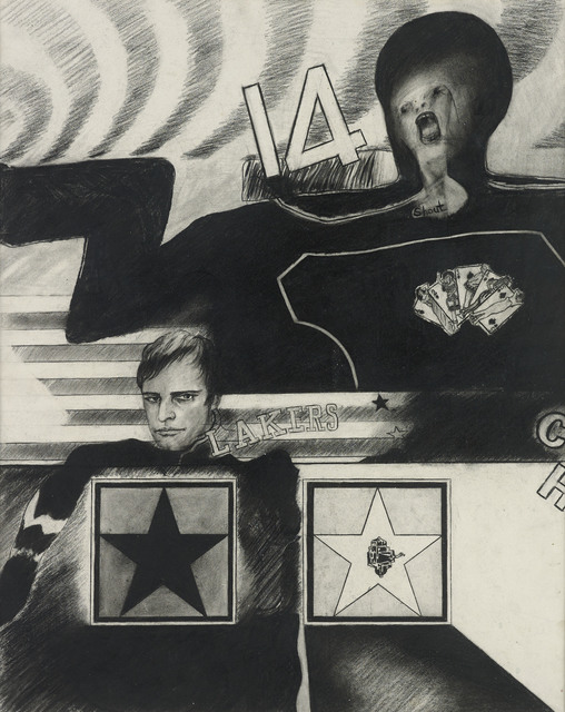 , 'Star Players,' 1962, Offer Waterman