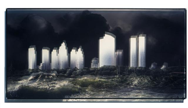 , 'Buenos Aires Skyline,' 2013, MAMAN Fine Art Gallery