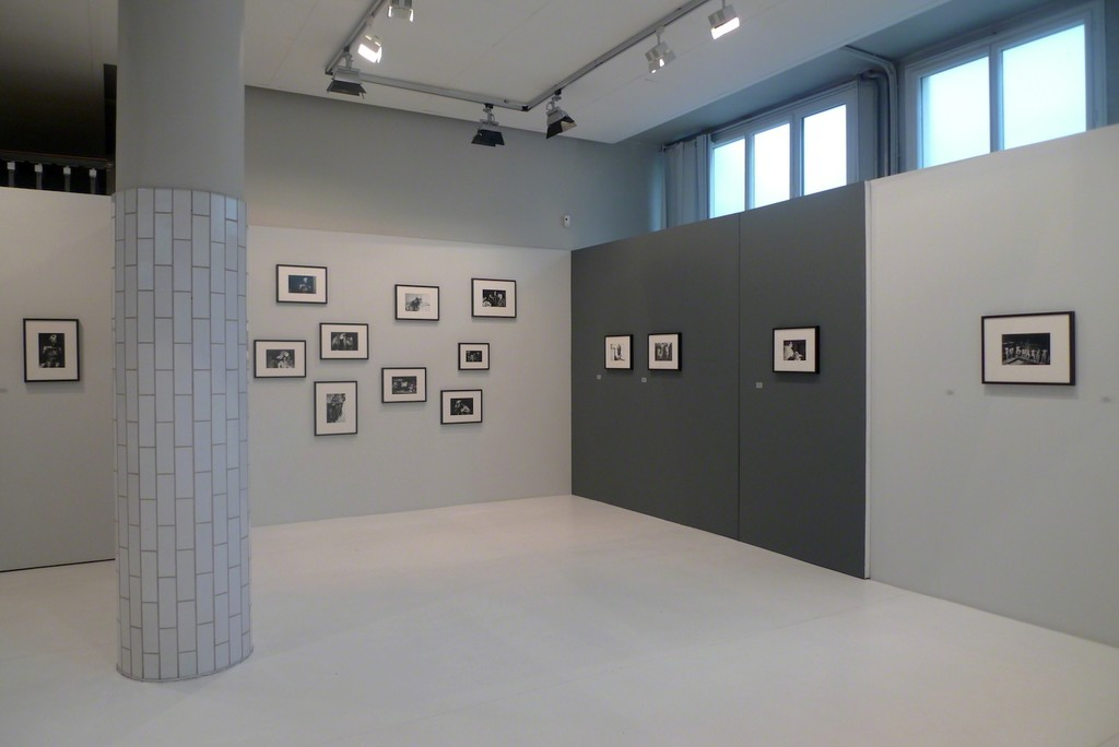 Hervé Guibert, In the palaces of inviting monsters Les Douches la Galerie, Paris, 2018