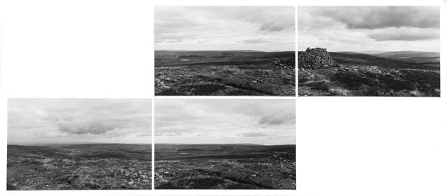 , 'Helvellyn Panorama,' ca. 1977, Richard Saltoun