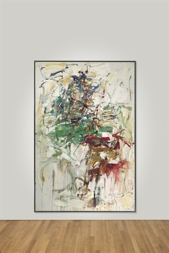 Joan Mitchell, 'Bergerie', Christie's