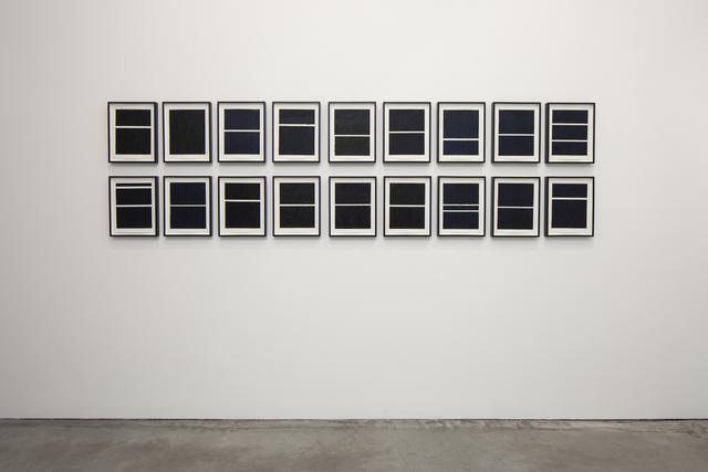 , 'Rhythms 2,' 2016, Galerie Thomas Schulte