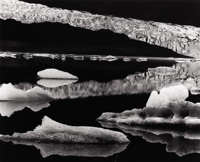 Brett Weston, 'Mendenhall Glacier', 1973, Seagrave Gallery