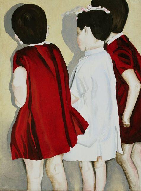 , '3 Meisjes,' 2016, Ro2 Art