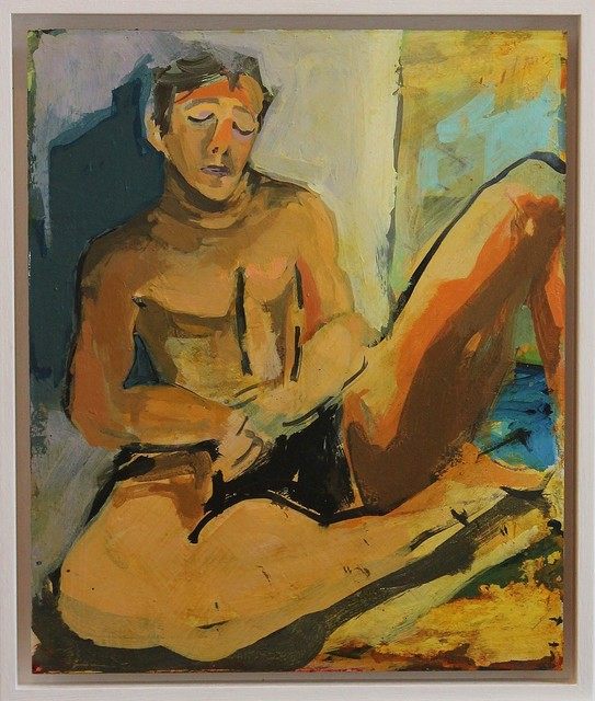 , 'Tom,' 2017, Castlegate House Gallery