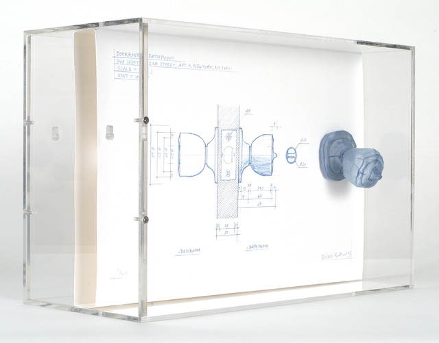 Do Ho Suh, 'Doorknob/Bathroom,' 2003, SculptureCenter