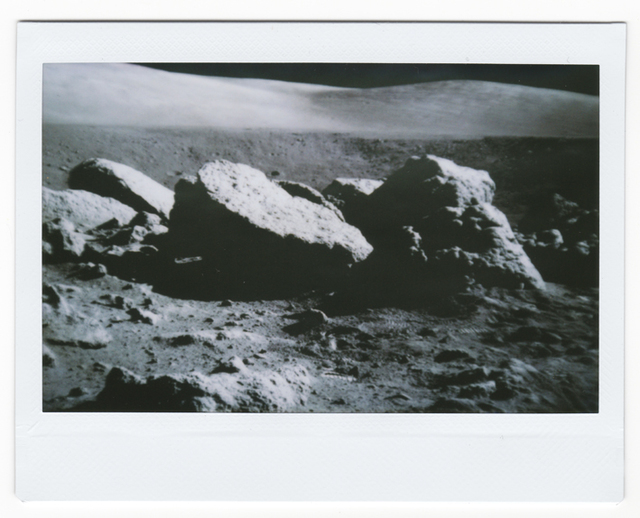 , 'Rock group #9_Moon,' 2013, Pasto