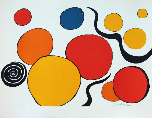 , 'Boules, Rouge Et Jaune,' 1969, Art Works Paris Seoul Gallery