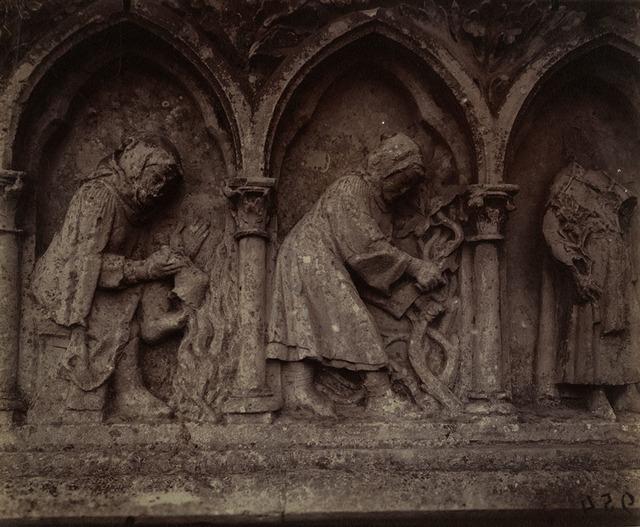, 'Le Portail de l'église Saint-Éliphe, Rampillon (Seine-et-Marne),' 1921/1921, Contemporary Works/Vintage Works