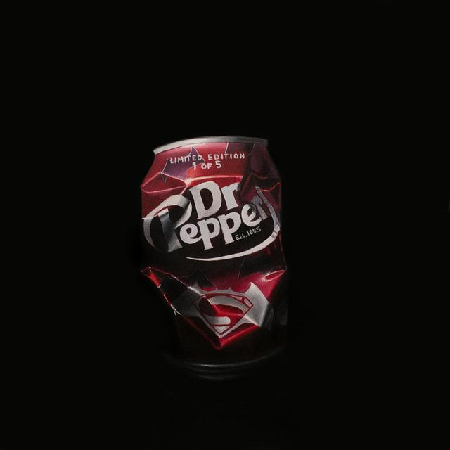 , 'Dr. Pepper Can,' 2016, Ro2 Art