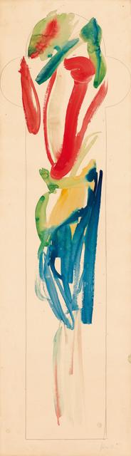 , 'untitled,' 1958, Galerie Kovacek & Zetter