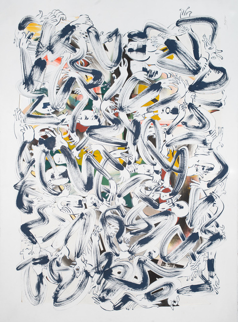 , 'Manhandled: Nexus,' 2014, Moskowitz Bayse