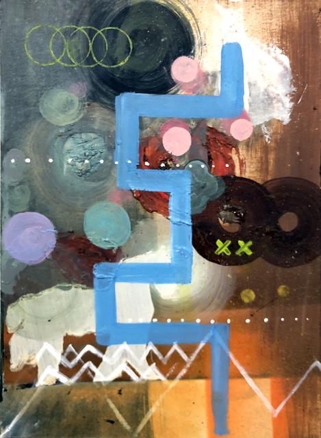 , 'The Mobility of Sound 聲音的移動特性,' 2018, Sin Sin Fine Art
