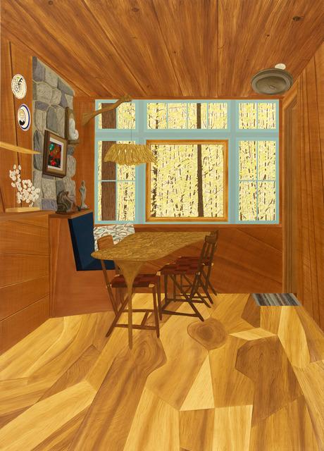 , 'Dining Room (Wharton Esherick),' 2018, Fleisher/Ollman