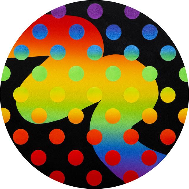 , 'Rainbow Variation XI,' 2015, Mirus Gallery
