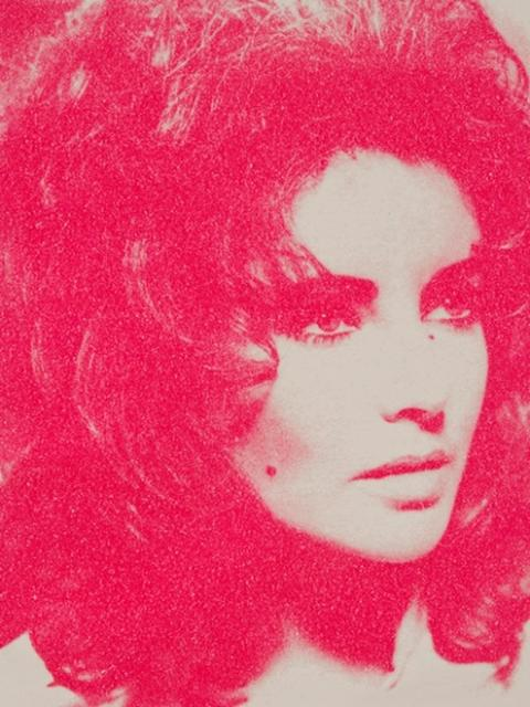 , 'Liz Taylor Silver + Atomic Pink + Cream,' , Tanya Baxter Contemporary