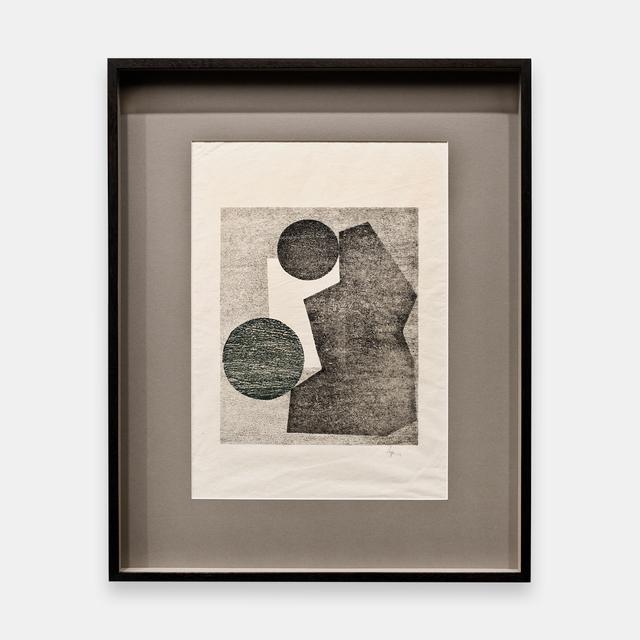 Lygia Pape, 'Untitled', 1954, LURIXS: Arte Contemporânea