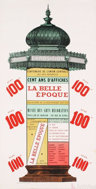 , 'La Belle Epoque Exposition,' 1964, ArtWise