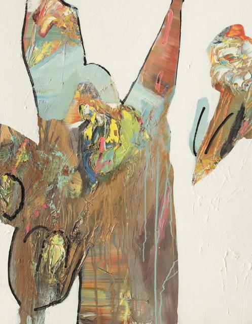 , 'Mejores amigos,' 2014, Nora Fisch