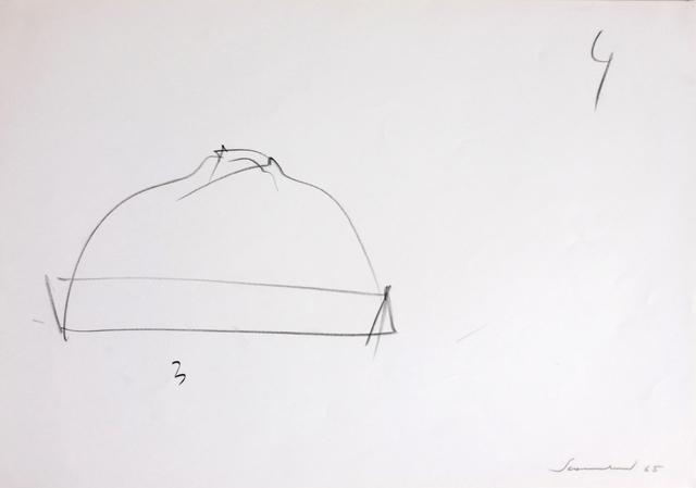 , 'Untitled,' 1965, Robilant + Voena