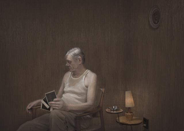 , 'Peeping Tom ,' 2016, Momentum Fine Art