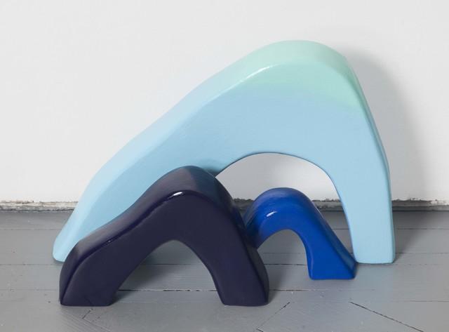 , 'Three Pony Mountain,' 2015, Half Gallery